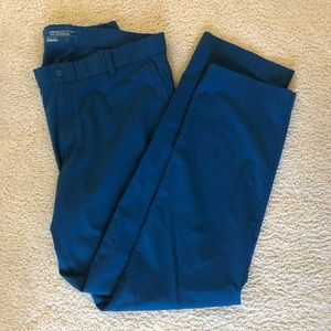 Nike golf dri fit pants men's 34x32